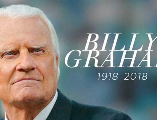 Muere Billy Graham a los 99 años
