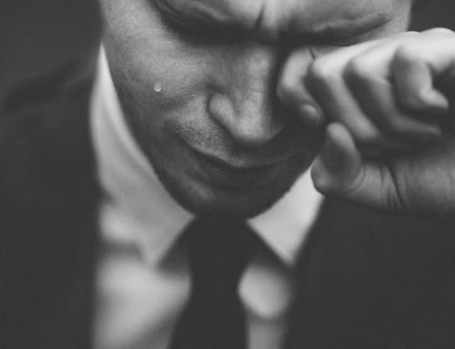 """""""Los hombres no lloran"""""""