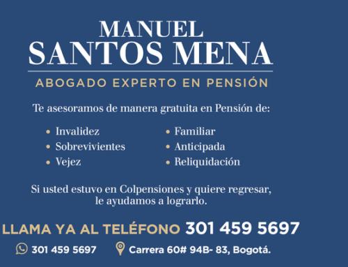 Conozca el abecé del sistema pensional en Colombia